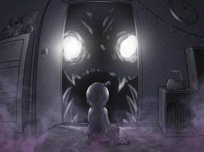 closet_monster_by_kicktyan-d6h8pd2