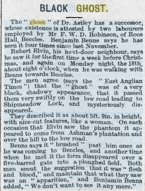 Black Ghost(shadow person) Cardiff Times 30 Jan 1909.jpg
