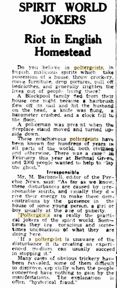 Polt Blackpool Examiner Tasmainia 31 Oct 1938.JPG