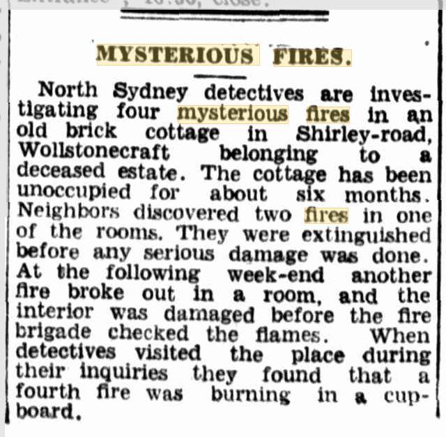 Polt Fire North Sydney Daily Mercury 17 Aug 1942.JPG
