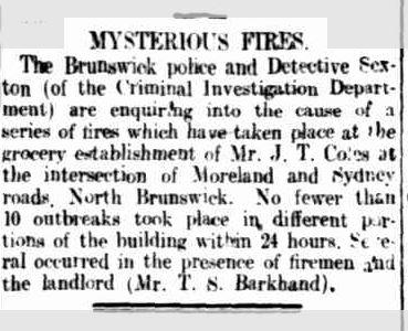 Polt Fires Brunswick austrailia The Register 3 Dec 1904.JPG