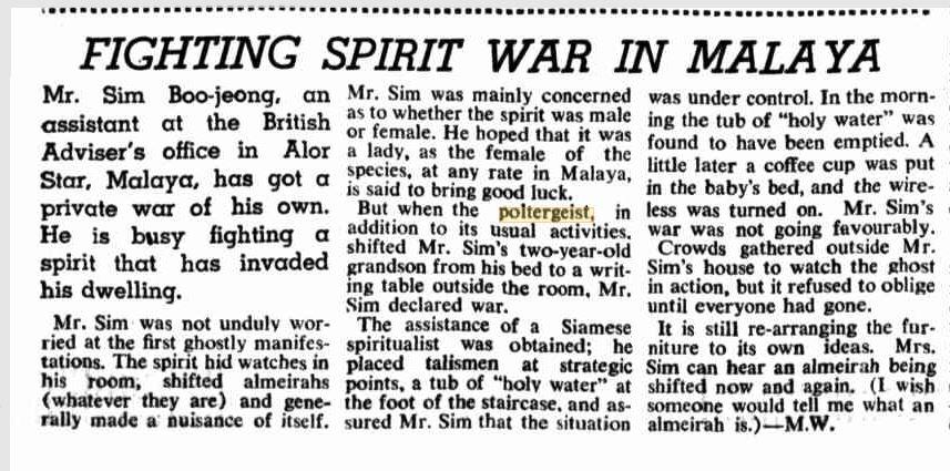 Polt Malaya The West Austrailian 3 April 1954.JPG