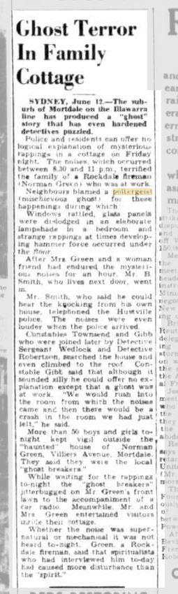 Polt Sydney Townsville Daily Bulletin 13 June 1949.JPG