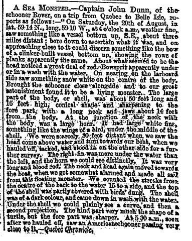 Canadian Sea Monster 20 Aug 1859.jpg