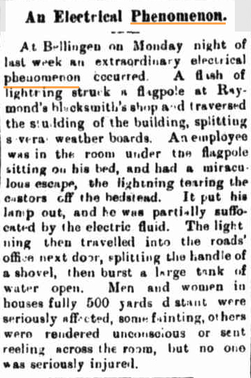 Electrical Phenomenon Robertson Advocate NSW 23 dec 1902.jpg