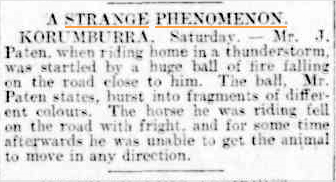 FIREBALL The Argus (Melbourne Vic 28 sept 1903.jpg