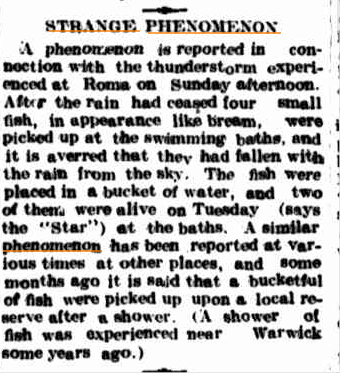 FISH FALL  Warwick Examiner and Times QLD 11 dec 1911.jpg