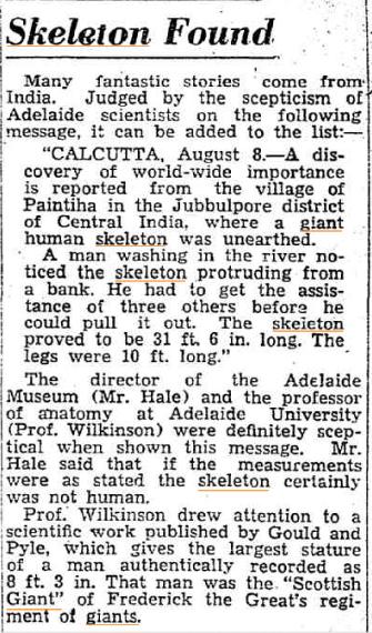 GIANT SKELETON News (Adelaide SA) 9 Aug 1934.jpg