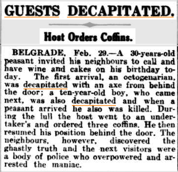 GUEST DECAPITATED The West Australian (Perth WA) 2 March 1932(1).jpg