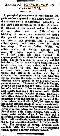 INLAND SEA The Age (Melbourne Vic 8 aug 1891.jpg