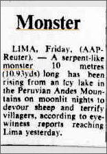 Lake Monster Peru The Camberra Times 23 March 1974.jpeg