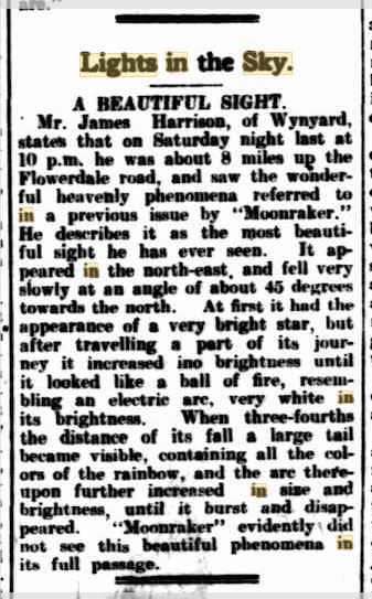 Lights in the Sky Austrailia Advocate 10 Aug 1922.JPG