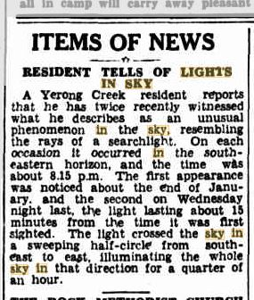 Lights in the sky beams Daily Advertiser 24 #mar 1939.JPG