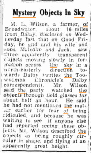 MYSTERY OBJECTS Maryborough Chronicle Qld 29 April 1952kopie.jpg