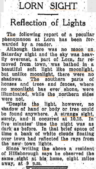 REFLECTIONS The Maitland Daily Mercury NSW 3 dec 1935.jpg