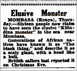 Sea Monster Mombasa, Advocate 31 Dec 1948.jpeg