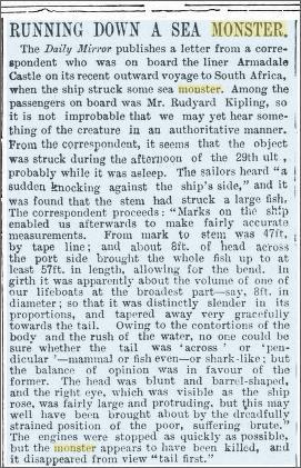 Sea Monster Rudyard Kipling Rhyl Record and Advertiser 21 Jan 1905.jpeg