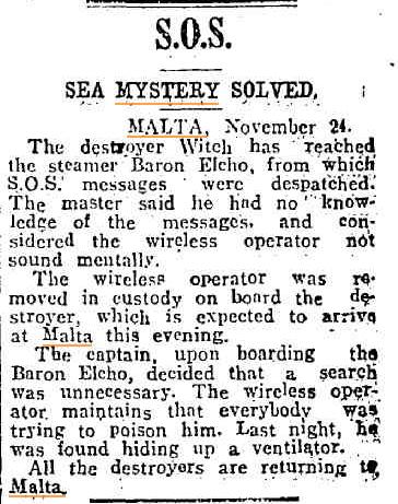 SEA MYSTERY The Maitland Weekly Mercury NSW 30 Nov 1929kopie.jpg