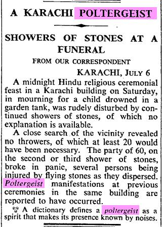 Shower of Stones At A Funeral, Karachi 6 July 1936 The Times.jpg
