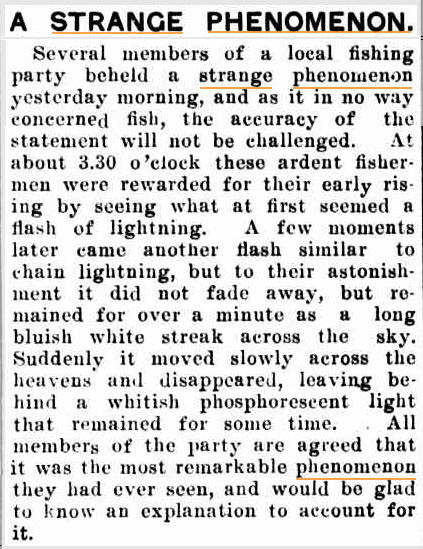 STRANGE LIGHT Singleton Argus NSW 22 dec 1930.jpg