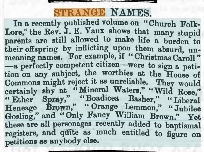 Strange Names Abadre Times 9th June 1894.jpg