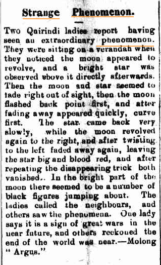 STRANGE SIGHT MOON Argyle Liberal and District Recorder NSW 7 febr 1905.jpg