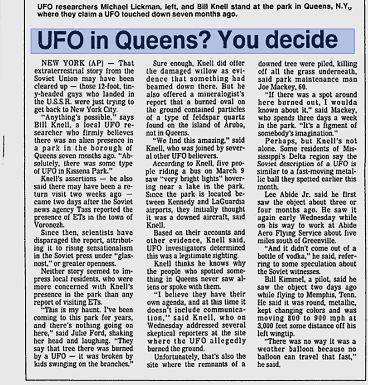 UFO Queens Beaver cOunty times 12-10-89.jpg