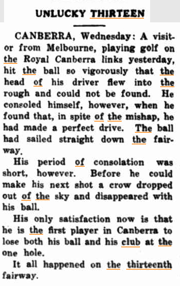 UNLUCKY THIRTEEN The Burrowa News NSW 19 Nov 1937.jpg