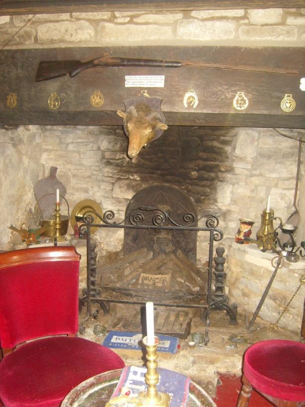 ARI fireplace